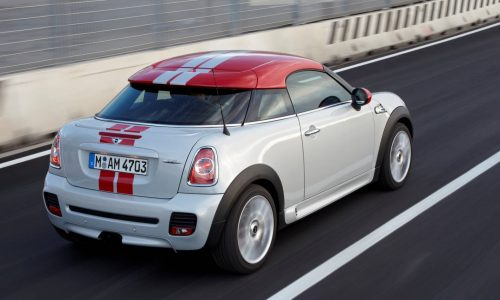 MINI Coupe, Roadster, Paceman could be axed