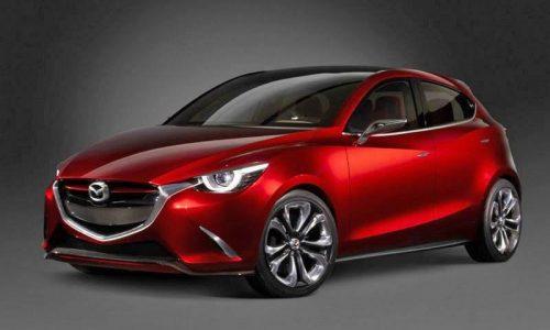 Mazda Hazumi concept revealed, previews new Mazda2