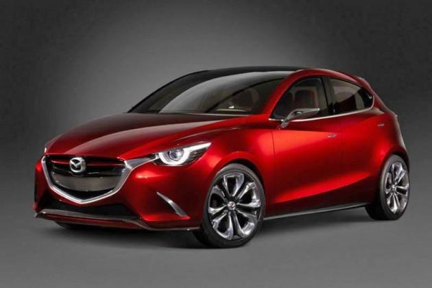 Mazda Hazumi-Concept