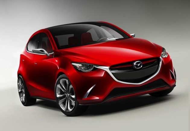 Mazda Hazumi concept-front