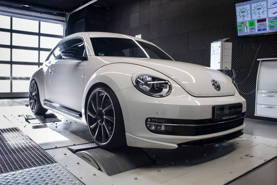 McChip boosts the Volkswagen Beetle, ABT styling | PerformanceDrive