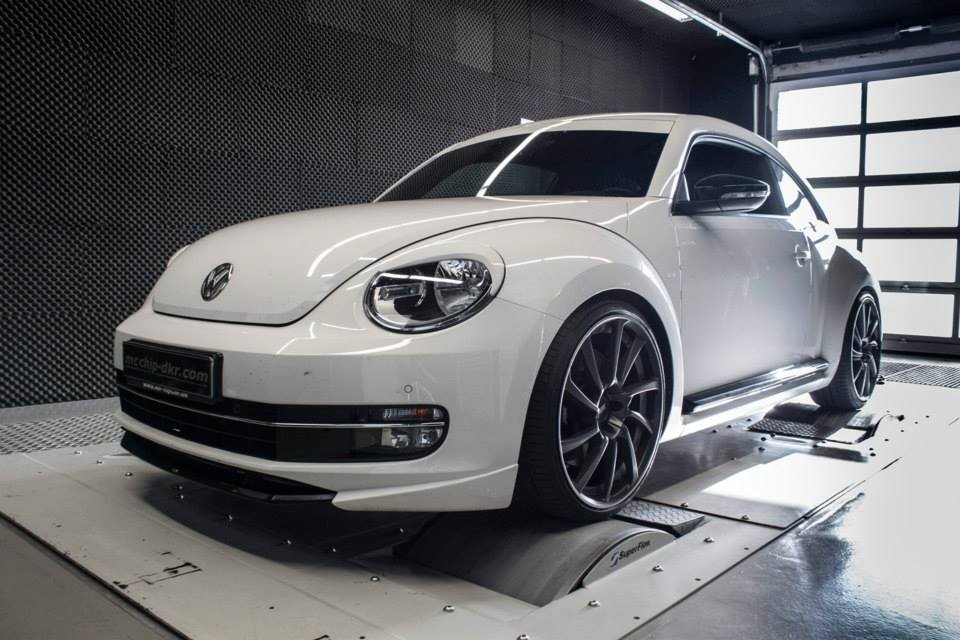 Mcchip Boosts The Volkswagen Beetle Abt Styling