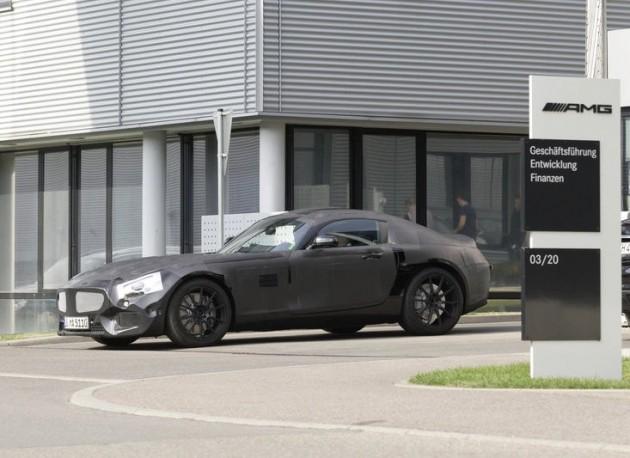 Mercedes-Benz AMG GT prototype