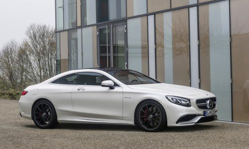 Stunning Mercedes-Benz S 63 AMG Coupe revealed