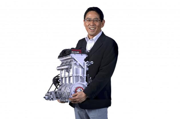 Nissan-1.5 DIG-T-R-engine-40kg