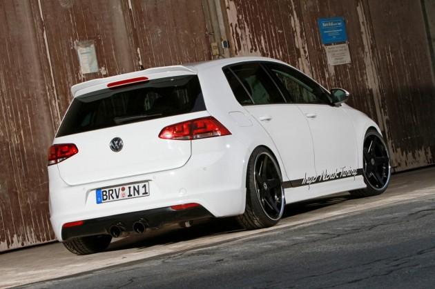 Noak Tuning Volkswagen Golf TSI-rear