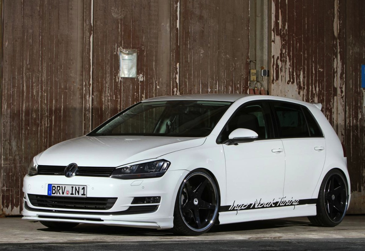 Noak Tuning Gives The Vw Golf 1 4tsi A New Personality