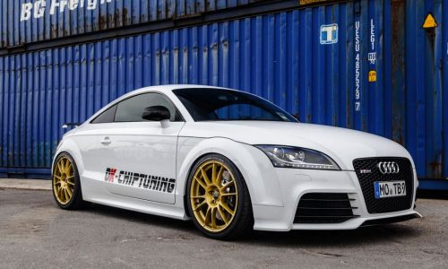 OK-ChipTuning Audi TT RS would be an insane drive
