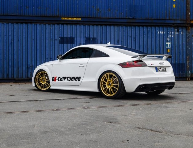 OK-ChipTuning Audi TT RS-back