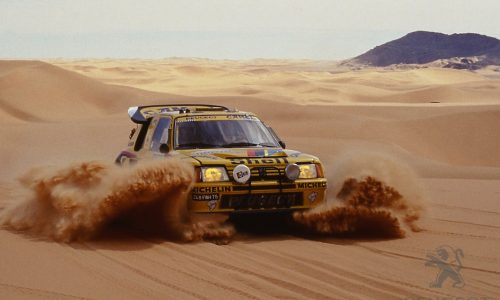 Peugeot returning to Dakar rally in 2015 – report