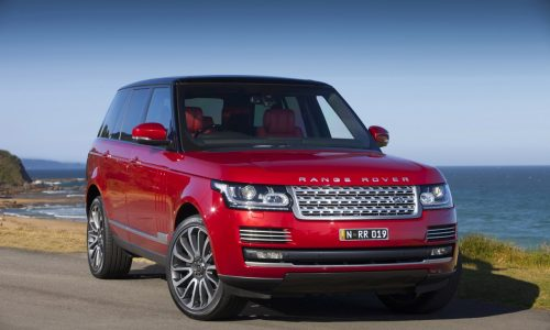New upper flagship Range Rover on the way – report