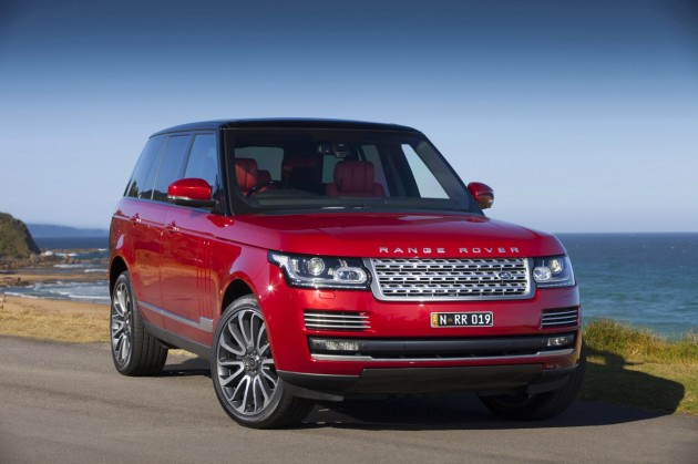 2013 Range Rover SC Autobiography