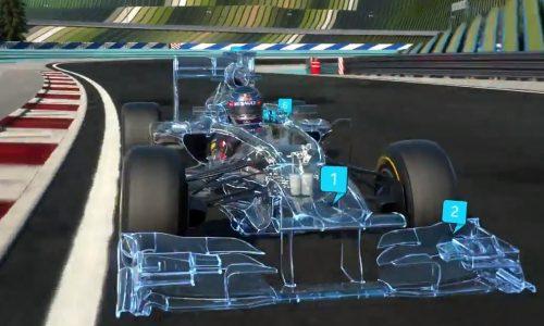 Infiniti Red Bull explains 2014 F1 car changes