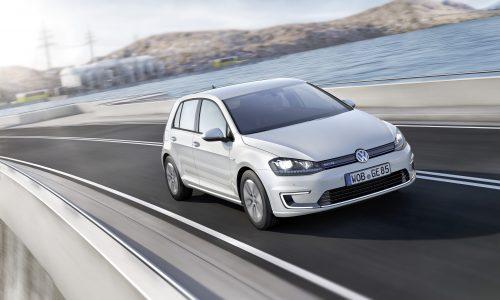 Volkswagen e-Golf ready for orders in UK