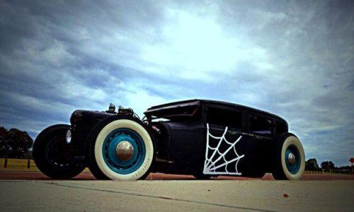 For Sale: 1928 Ford Tudor rat rod