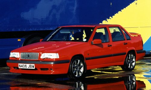 Past Blast: 1996-1997 Volvo 850 R