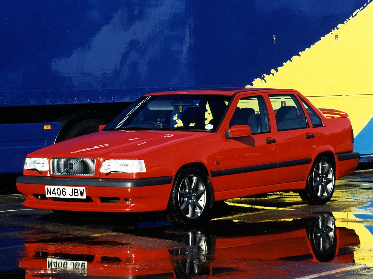 Kia New Cars >> Past Blast: 1996-1997 Volvo 850 R | PerformanceDrive
