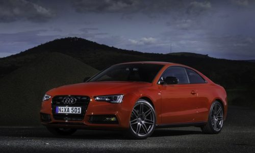 Audi A5 S line Competition on sale from $83,300