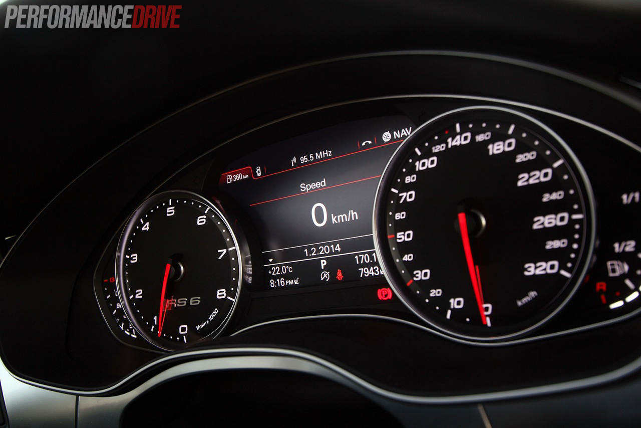 Moving House In The Audi Rs 6 Avant A Practical Supercar