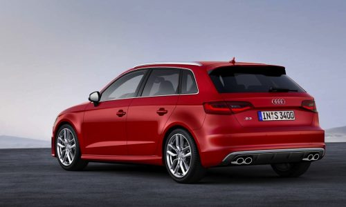 Audi RS 3 to come with 2.5L five-cylinder – rumour
