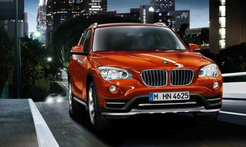 Facelifted 2014 BMW X1 on sale in Australia from $46,300