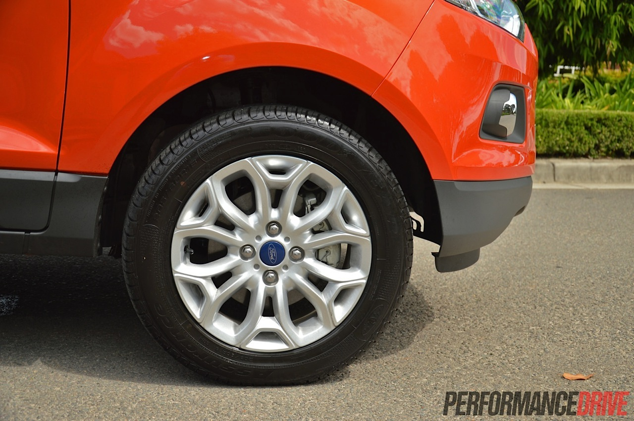 2014 ford ecosport ecoboost review video performancedrive