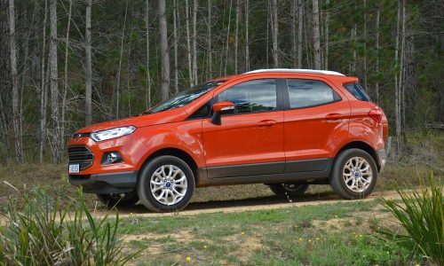 2014 Ford EcoSport EcoBoost review (video)