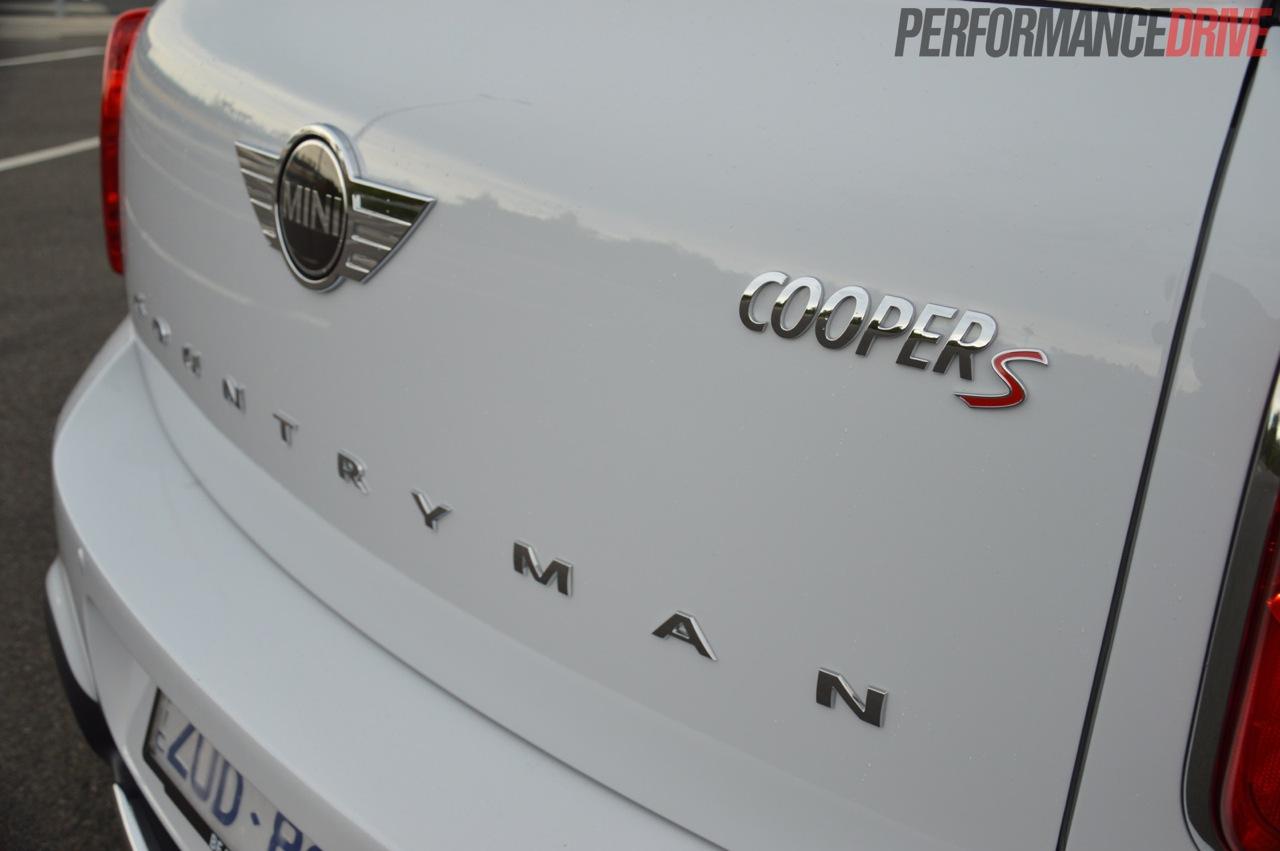 2014 Mini Countryman Cooper S Review Video