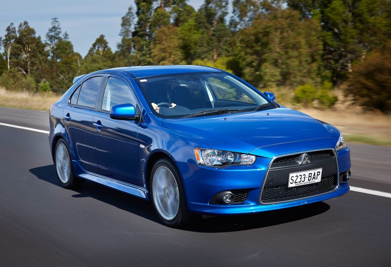 Mitsubishi Lancer Gsr Returns  Becomes Sole Sportback