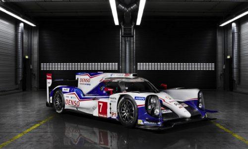 2014 Toyota TS040 endurance racer revealed