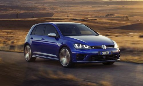 2014 Volkswagen Golf R Mk7 on sale in Australia from $51,990