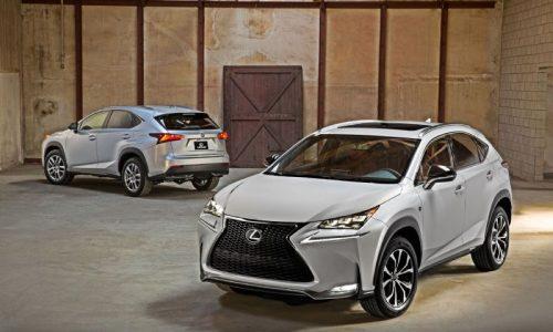 Lexus NX 300h & NX 200t specs announced, Australian lineup confirmed
