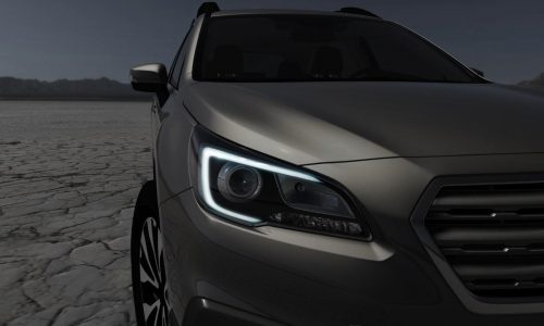 2015 Subaru Outback confirmed for New York Show