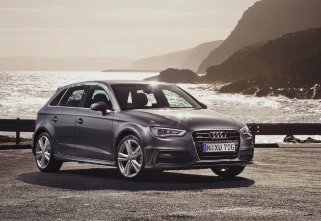 Audi A3 Sportback TFSI quattro