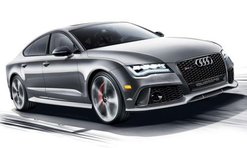 Audi RS 7 Dynamic Edition showcases exclusive accessories