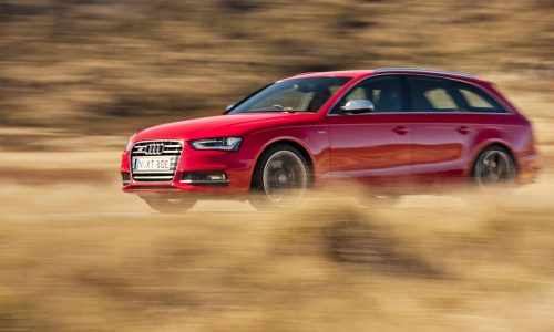 Audi announces big price cuts for S4 & S5