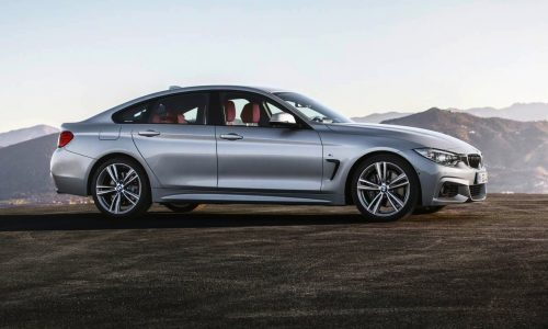 BMW 4 Series Gran Coupe on sale in June from $70,000