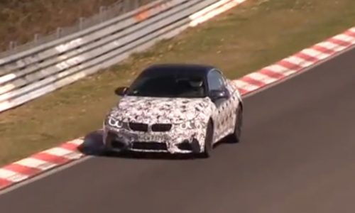 Video: BMW M4 convertible spotted on the Nurburgring