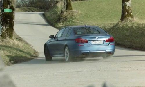 BMW M5 gets ready to celebrate its 30th birthday