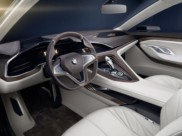 BMW Vision Future Concept-front seats