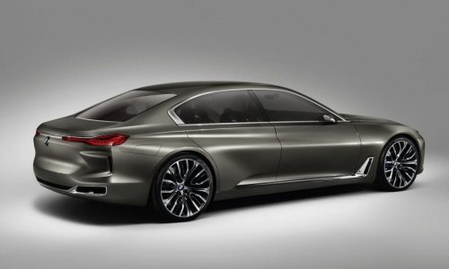 Stunning BMW Vision Future Luxury concept revealed