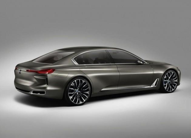 BMW Vision Future Concept-rear