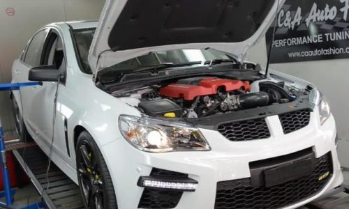 Upgraded HSV Gen-F GTS hits 503kW at the wheels