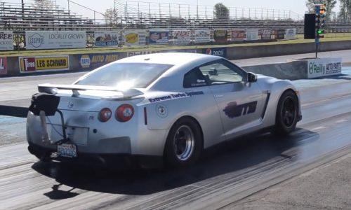 Video: New world's quickest Nissan GT-R runs 7.81 seconds