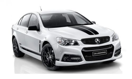 Holden reveals special edition Collingwood VF Commodore