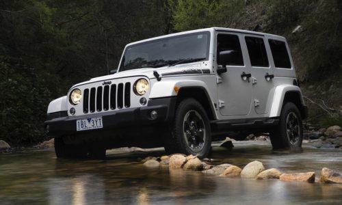 Jeep Wrangler Polar edition on sale from $45,500