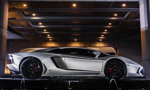 Lamborghini Aventador Jackie Chan Edition revealed
