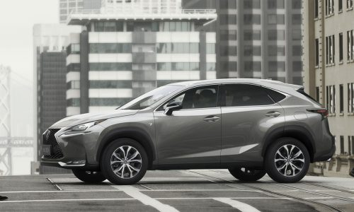 Lexus seven-seat SUV on the way, could be badged 'TX'