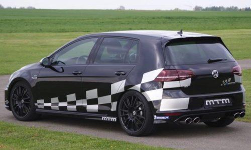 MTM announces tune for the Mk7 VW Golf R