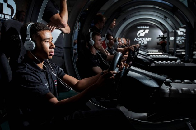 Nissan Playstation GT Academy Qualifying